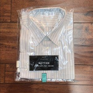 Marks and Spencer button down